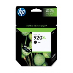 HP Ink 920XL Black Ink