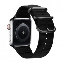 EQ Apple Watch Band Size 42/44MM (OCT1031) - Black
