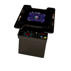 Pre-Order: Arcade1Up Black Series PAC-MAN Head-to-Head Gaming Table