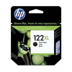 HP Ink 122XL Black Ink