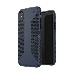 Speck Presidio Grip Case For iPhone X - Carbon