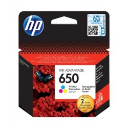 HP Ink 650 Tri Color Ink