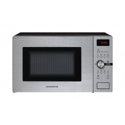 Daewoo Convection Microwave - 28L – Stainless Steel (KOC-9Q5T)