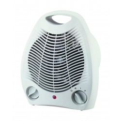 Wansa 2000W Electric Fan Heater - Stainless Steel (AE-3001)