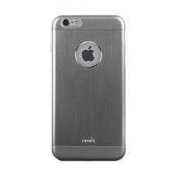Moshi iGlaze Armour Protective Case for iPhone 6 Plus (99MO080021) - Gun Metal Grey