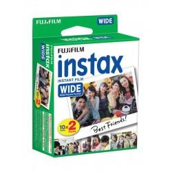 Fujifilm Instax Wide Instant Film - 2 Pack x 10 prints