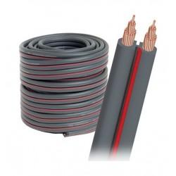AudioQuest X-2G Flat Series Speaker Cable 30 Meters - Grey