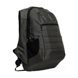 Promate Zest Multi-Functional BackPack for 15.4-inch Laptop - Black