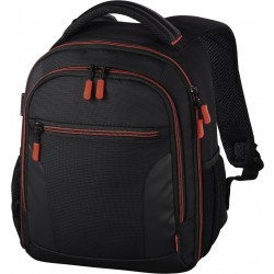 Hama Camera Backpack Miami 150 (139856) - Black/Red