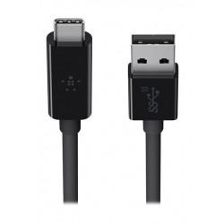 Belkin 3.1 USB-A to USB-C Cable 1 Meter (F2CU029BT1M) - Black
