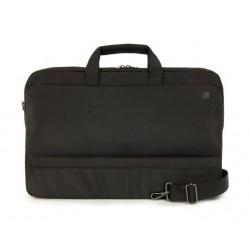 Tucano Dritta Slim 17-Inch Top Loader Laptop Bag - Black - TC-BDR17