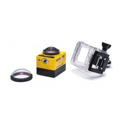 Kodak PixPro SP360 16MP WiFi Action Camera (Explorer Accessory Pack)
