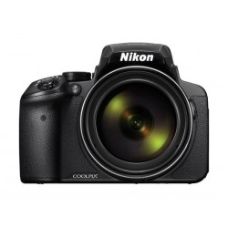 Nikon CoolPix P900 16MP & 83x Optical Zoom Wi-Fi Digital Camera - Black