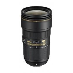 Nikon AF-S 24-70mm F/2.8E ED VR Zoom Lens - Black