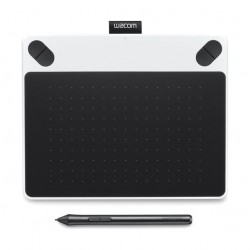 WACOM Intuos 6-inch - - Tablet - White