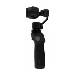 DJI Osmo Handheld 4K Camera and 3-Axis Gimbal - Black