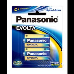 Panasonic Evolta C 2PK BATT (LR14EG/2B)