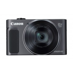Canon PowerShot SX620 HS 20.2 WiFi Digital Camera - Black