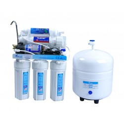 Vefpsa Pro 5 Stage Water Filter – 3.2 Gallons (EC105p)