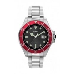 Timex 33mm Gent's Quartz Analog Metal Watch - (TW2U41700)