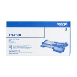 BROTHER Toner TN2060 for LaserJet Printing 700 Page Yield - Black (Single Colour Pack)