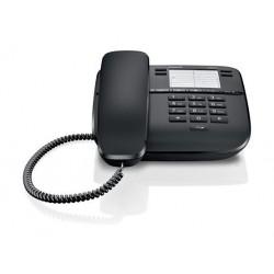 Siemens Gigaset DA 310 Landline Telephone - Black