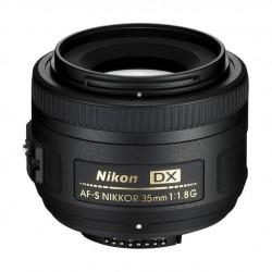 NikonAF-S DX NIKKOR 35mm f/1.8G Lens