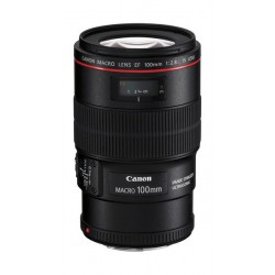 Canon EF 100mm f/2.8L Macro IS USM Camera Lens