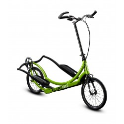 Elliptigo 8C Outdoor Cross-Trainer Bike - Green 2