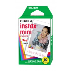 Fujifilm Instax Mini Film 1 Pack (1 x 10)