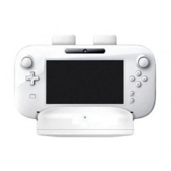 Orb Triple Charging Docking Station for Wii U - White