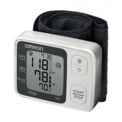 Omron RS3 Wrist Blood Pressure (HEM-6130)
