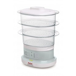 Tefal VC130115 Compact Food Steamer 6.5L - 550 Watts