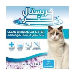 Silica Gel Cat Litter - 4.15 KG