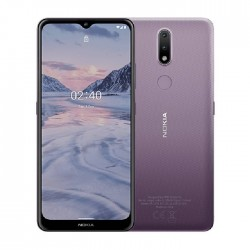Nokia 2.4 64GB Dual Sim Phone – Purple