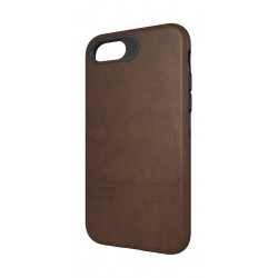 Gear4 Mayfair Protective Leather Case for iPhone 7 (IC7041D3) - Brown