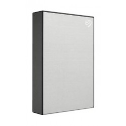 Seagate 5TB Backup Plus USB 3.0 External Hard Drive - Silver