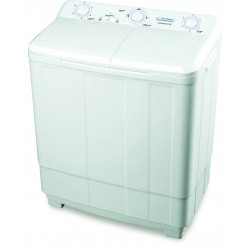 Daewoo DW-K800ASG Twin Tub Washer 5.5kg - White