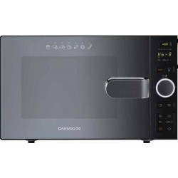 Daewoo Air Fryer Microwave (KOC-8HBF) 24 Litres - Black