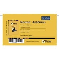Norton Antivirus Scratch Card - 1 User