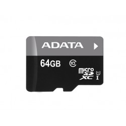 Adata 64 GB Class 10 Memory Card