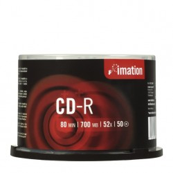 Imation Spindle CD-R 50 700MB