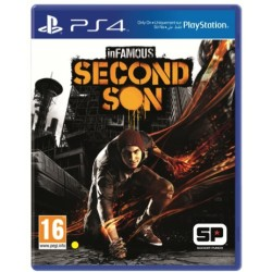 inFamous Second Son - PS4 Game