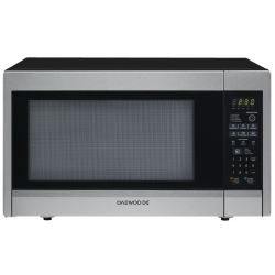 Daewoo Microwave (KOR-22AS) Basic 1000 W - Silver