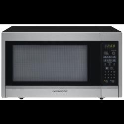 Daewoo 60L - 1000W Microwave (KOR-22AS) - Silver