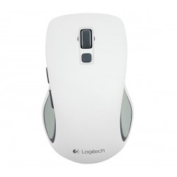Logitech M560 Wireless Mouse - White