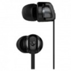 Skull Candy earphones S2PGFY-003 In Ear Smoknbds - Black