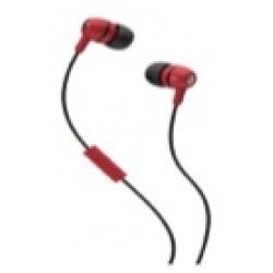 SkullCandy Earphones S2PGFY-010 Smoknbds - Red