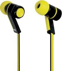 Promate Brazen Universal Sporty In-line Headset Yellow