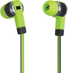 Promate Swish Universal Trendy Stereo Headphones Green